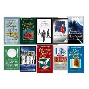 Jumia Books Kenneth Hagin's Book Bundle-Set Of 10 discountshub