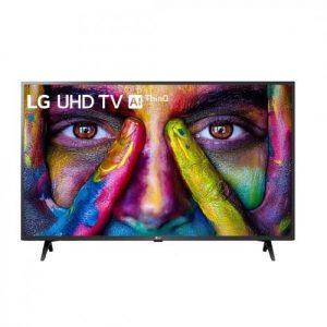 "LG 43 "" Smart 4k Tv + Soundbar Sk1 2.0 discountshub"