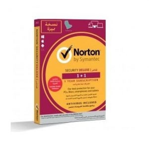 Norton Security 1+1 User Antivirus discountshub