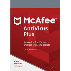 OEM,ODM,WST McAfee Internet Security 2020 10 Device (10 PC) 1 Year Antivirus discountshub