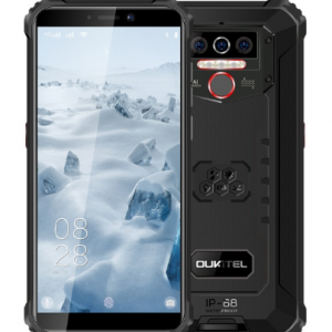OUKITEL WP5 5.5 Inch 4G Rugged Phone IP68 Waterproof MT6761 Quad Core Mobile Phone 4GB 32GB 8000mAh Smartphone Triple Camera discountshub