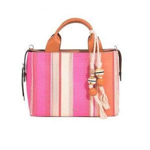 Parfois Women Tote Hand Bag - Multi discountshub