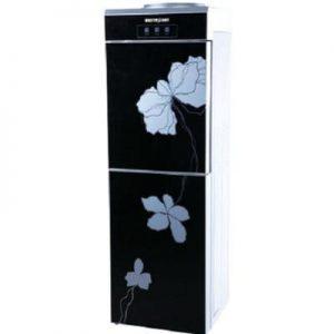 Restpoint Water Dispenser With Fridge - Black discountshub