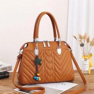 Tote Design Handbag With Charn discountshub