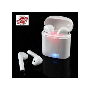 17s Bluetooth Earphone With Mic For IOS And Android Devices discountshub