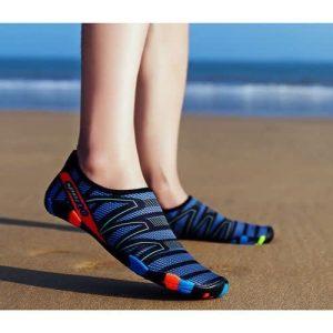 Amphibious Multipurpose Unisex Shoe - Blue discountshub