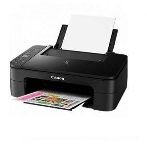 Canon Pixma Ts3140 Aio Wireless Printer Print, Scan & Copy - Black discountshub