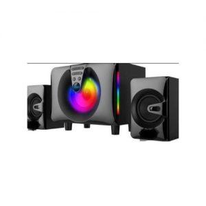 Gway 2.1 Gway Blueutooth Multimedia Speaker System With Radio discountshub