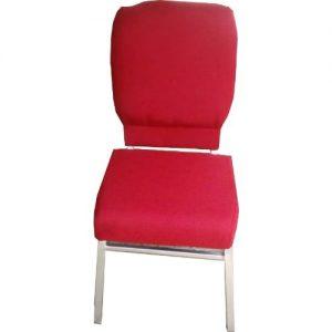 Church Chair - Red discountshub