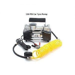 Car Inflator 12v 150psi Double Cylinder Air Compressor discountshub