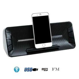 WSTER Multimedia Bass Sound Bluetooth Speaker discountshub