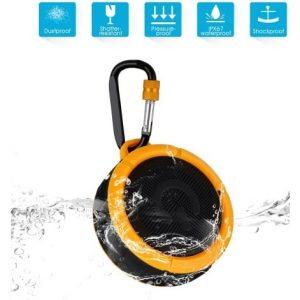Havit Portable Waterproof Wireless Bluetooth Speaker - Hv-m5 - Yellow discountshub