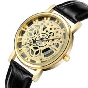 Unbranded Men's Hollow Wrist Watch discountshub