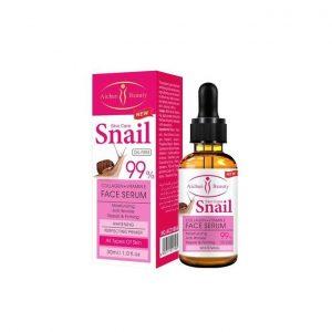 Aichun Beauty Collagen+Vitamin E Snail Face Whitening Serum- 99% discountshub