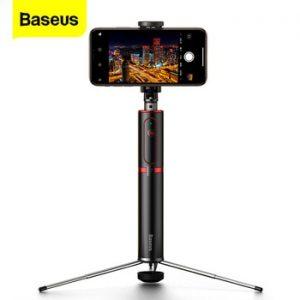Baseus Bluetooth Selfie Stick Tripod Wireless Self Stick For iPhone 11 Xiaomi mi Huawei Samsung Mobile Phone Selfiestick Monopod discountshub