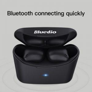 Bluetooth Earphone TWS 5.0 Earbuds Wireless Bluedio Telf 2 Waterproof Sports Headset Earphone Wireless In Ear With Charging Box discountshub