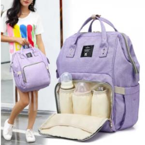 Diaper Bag Backpack Waterproof Durable Multifunctional Nappy Bag for Baby Care Mom Bags Backpack discountshub