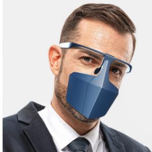Face Protection Isolation Masks Anti-fog Splash Dust Masks discountshub