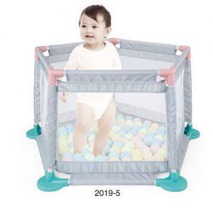 Folding Portable Baby Safety Fence discountshub