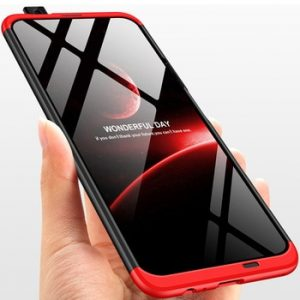 For Huawei Y9S Phone Case 360 Full protection 3 IN 1 Matte Hard Plastic Back Case For Honor 9X Premium Nova 5T 7i Y9 Prime 2019 discountshub