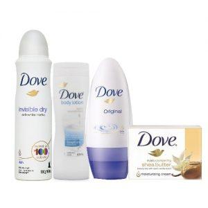 Dove Heavenly Glow Gift-Set discoutshub