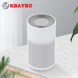 KBAYBO air purifier anion Generator portable air cleaner filter purifying air Negative Ion personal purifiers Odor Eliminato discountshub
