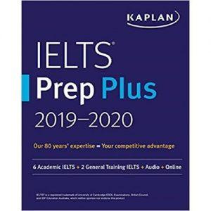 Kaplan Test Prep Kaplan's IELTS Prep Plus discountshub