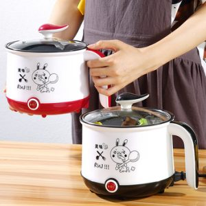 220V Mini Rice Cooker Electric Cooking Machine Single/Double Layer Available Hot Pot Multi Electric Rice Cooker EU/UK/AU/US discountshub