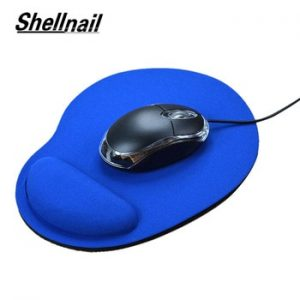 Mouse Pad with Wrist Rest for Computer Laptop Notebook Keyboard Mouse Mat with Hand Rest Mice Pad Gaming with Wrist SupportS discountshub