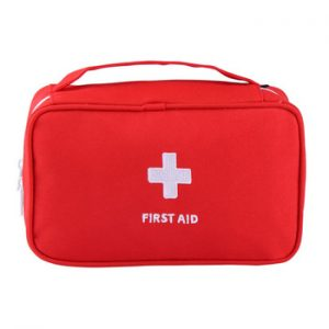 Portable Plus Size Waterproof First Aid Bag Kit Camping Pouch Home Medical Emergency Travel Rescue Case Bag Medical Package discountshub