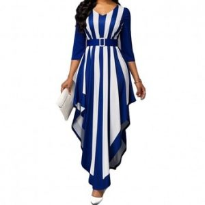 S-5XL Plus Size African Long Dresses For Women 2020 African Clothes Africa Dress Dashiki Ladies Clothing Ankara Africa Dress discountshub
