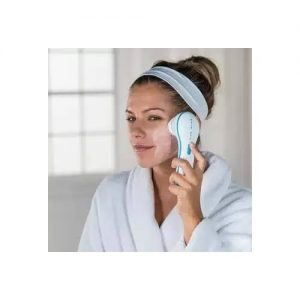 Spin Spa Electric Cleansing Facial Brush discountshub