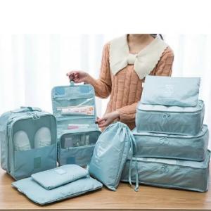 5/7/9 Pieces Waterproof Travel Organizer Waterproof Multi-function Travel Bags discountshub