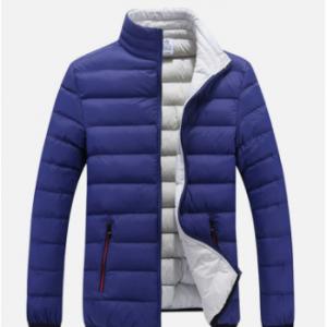 Winter Thick Lightweight Windproof Collar Waterproof Down Jackets for Men discountshub