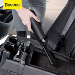Baseus A2 Car Vacuum Cleaner Mini Handheld Auto Vacuum Cleaner with 5000Pa Powerful Suction For Home & Car & Office discountshub