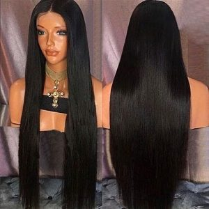 Divalicious Ultra Long Middle Part Striaght Hair Wig discountshub