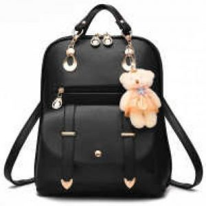 Fashion Black Back Pack discountshub