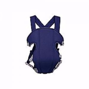 Fitted Baby Carrier - Blue discountshub