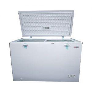 Genesis Chest Freezer - 350L - Silver discountshub