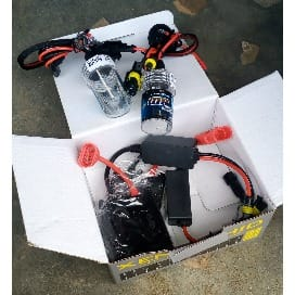 H7 6000 Led Rechargeable Car Head Lights Bulb, discountshub