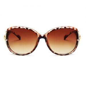 Hot Oversized Women's Sunglasses - Multicolour discountshub