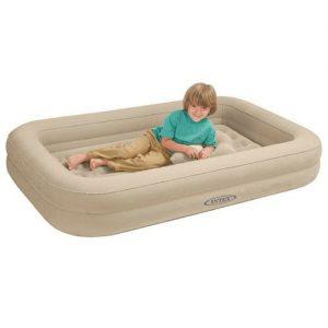 Intex Kids Travel Bed With Combo Pump discountshub