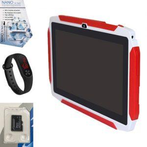 Iron Man Children Android Tablet Quad Core 1gb   16gb + Free Accessories discountshub