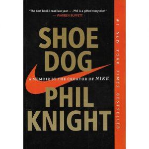 Jumia Books Shoe Dog: A Memoir By PHIL KNIGHT discountshub
