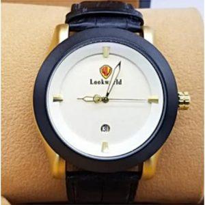 Men's Classic Leather Wristwatch discountshub