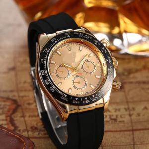 Luxury Men Business Quartz Watch Men's Top Brand Wrist watch Chronograph AAA Daytona Stop Watches Fashion Gift montre homme discountshub