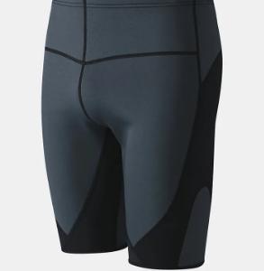 Men Sauna Sweating Trainer Shorts Fat Burning Bodybuilding Gym Sports Compression Shorts discountshub