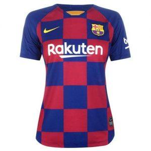 Nike Barcelona Home Shirt 2020 Ladies (Fan Grade) discountshub
