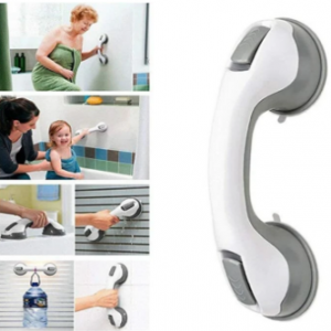 Portable Sucker Bathroom Armrest Old Man Pregnant Women Prevent Falls Non-slip Shower Support discountshub