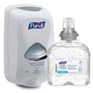 Purell Automatic Hand Dispenser Refill With Sanitizer discountshub